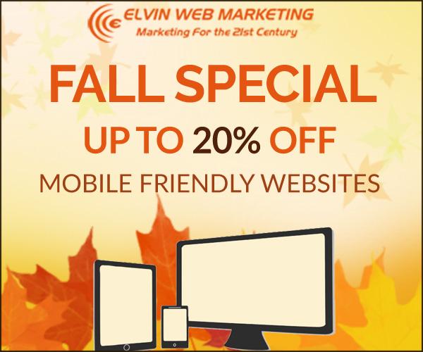 Mobile Friendly Website Offer