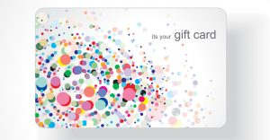 Gift Card on GMB